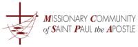 Missionary Community of Saint Paul the Apostle Logo