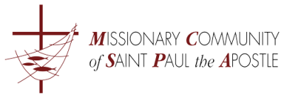 Missionary Community of Saint Paul the Apostle Retina Logo
