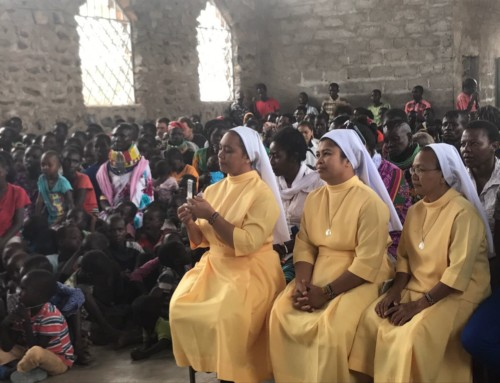 Missionary Sisters from the Philippines for Turkana