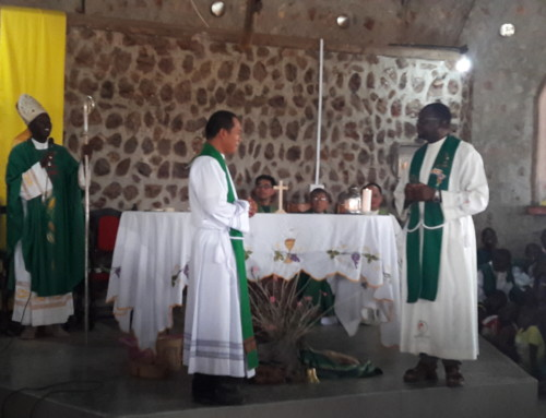 New Assingments and Handing over of St James Parish, Kaikor.